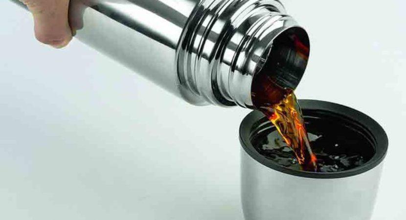 Кава з термоса