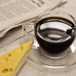 Кава і сир — найкраще поєднання!
