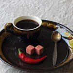 Турецька кава з сіллю і перцем