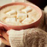 Кава з маршмеллоу