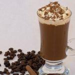 Молочний коктейль з кави