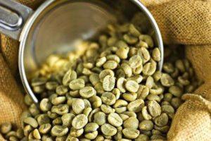 Кориска зелена кава