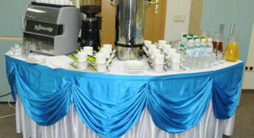 Як правильно організувати кава-брейк